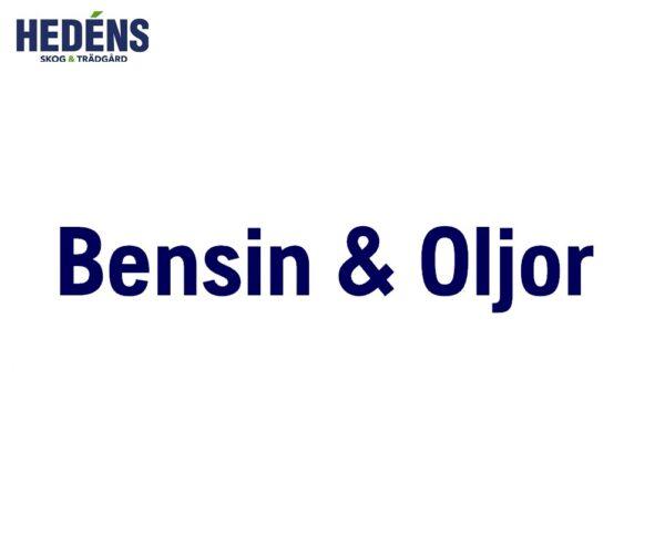 Bensin & Oljor
