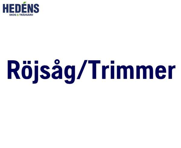 Röjsåg/Trimmer