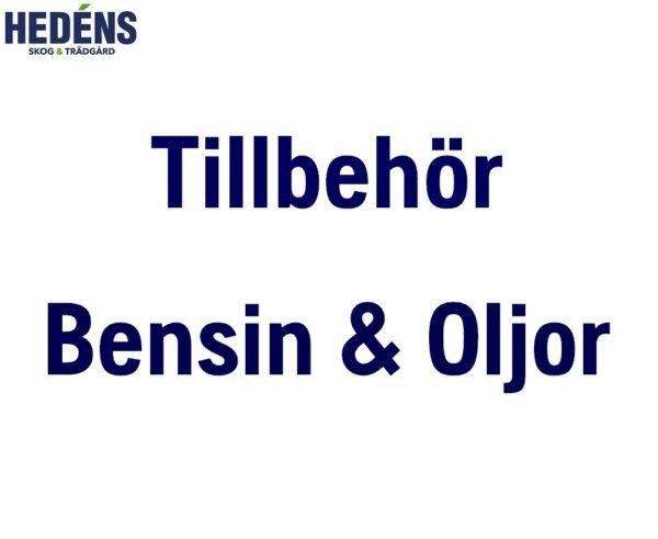 Tillbehör Bensin & Oljor